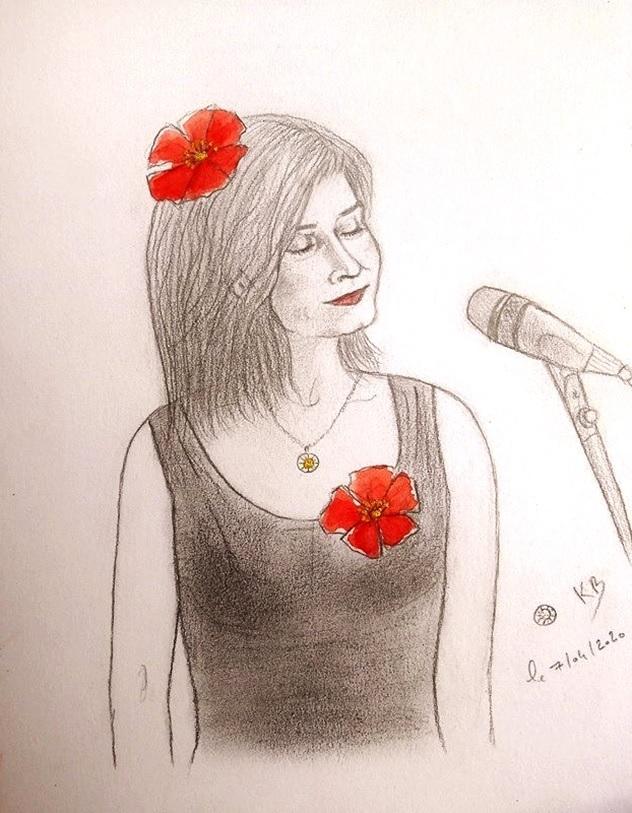 Camilla Griehsel by karinaB